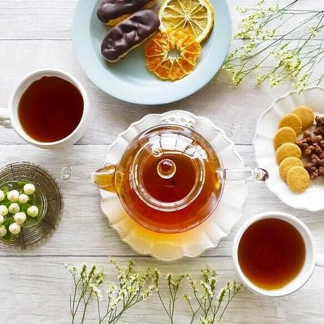【GIFT】F2R Laboratory Tea  4種類のお茶ギフト