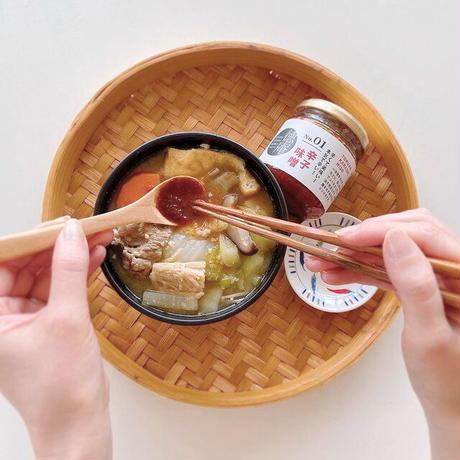 【ぽっきり1000円 メール便 送料無料 】 徳庵辛子味噌 キャップ付スタンドパウチ 150g×2個
