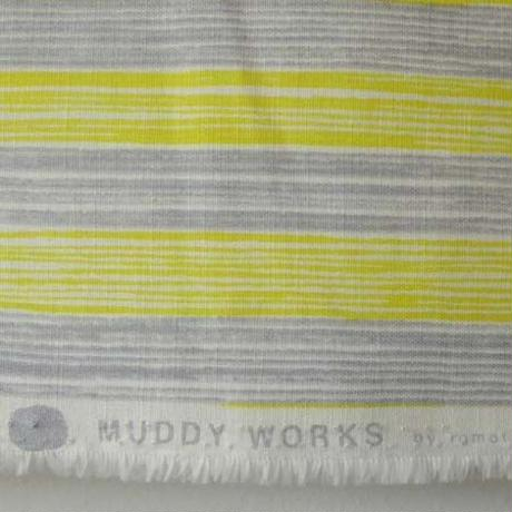 MUDDY WORKS2016 stripe stripe C