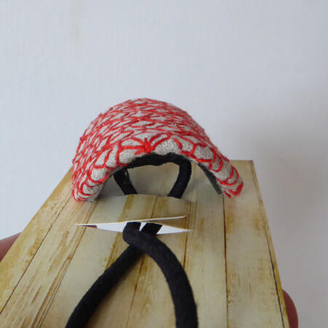 Uchico sashico オリジナルヘアゴム