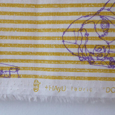 +HAyU fabric DOGS