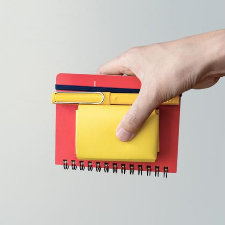 ポケット財布  MINI  /  LEMON