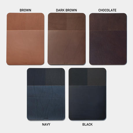 [ONLINE  STORE 限定 ]LEATHER MAT M [限定レザー]