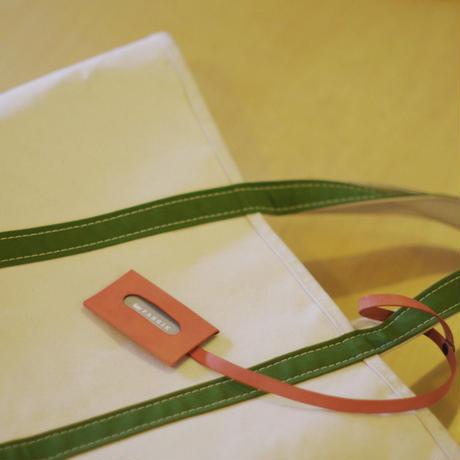 """ストラップ付きカードケース""""1""""  CARD CASE 1 / FABRIK TURQUOISE"""