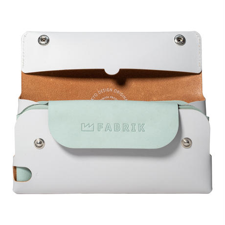 多彩な長財布 LONG WALLET:P / ICE WHITE