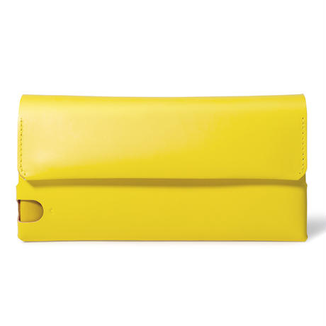 多彩な長財布 LONG WALLET:P / LEMON
