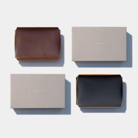 [ONLINE STORE 限定] CARD HOLDER [限定レザー]