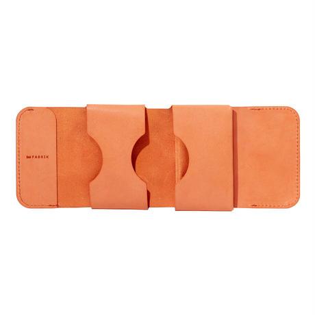 ポケット財布  MINI  /  BRICK RED