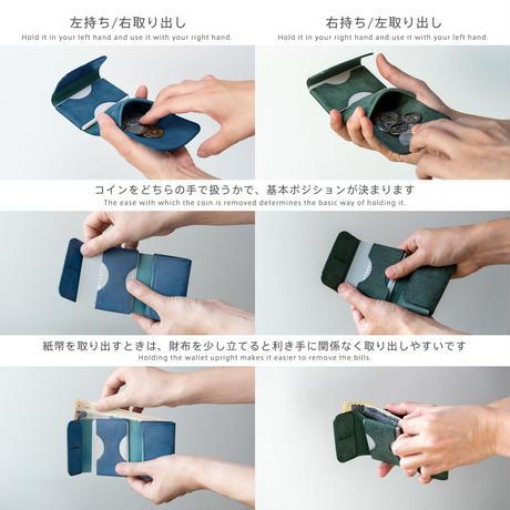 ポケット財布  MINI  /  CAMEL