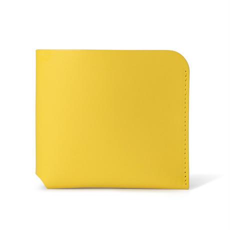 コインケースが取り外せる財布 BI-FOLD WALLET & COIN CASE /  LEMON
