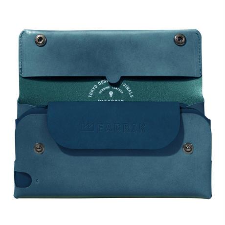多彩な長財布 LONG WALLET:P / BLUE