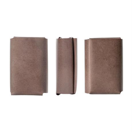 ポケット財布  MINI  /  CHOCOLATE
