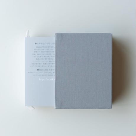 """用途や収納枚数で選べるカードケース""""10/20""""   CARD CASE 10-20 / BLUE"""