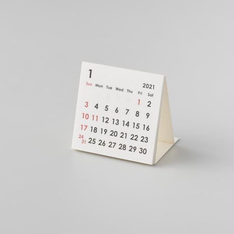 2021オリジナル卓上カレンダー