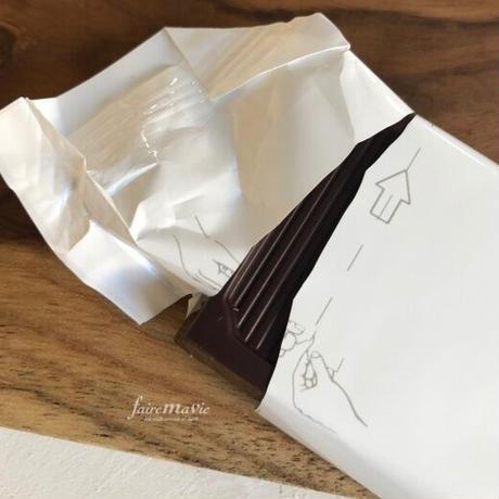 フェアトレードチョコレート(カカオ75%以上)