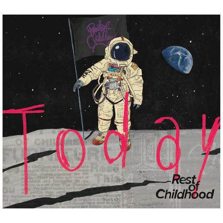 "Rest of Childhood 3rd EP ""Today"""