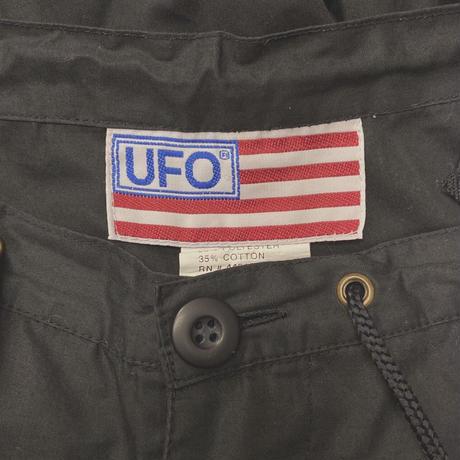 FAJ1302 vintage UFO rave pants