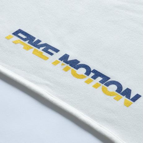 FAKE MOTION ロゴブランケット【ホワイト】(F-013)
