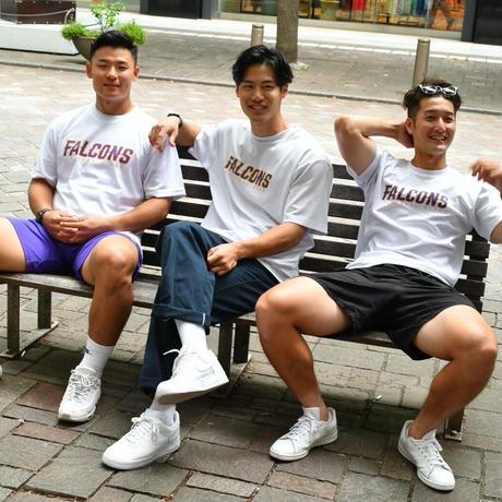FALCONS T-Shirt WHITE