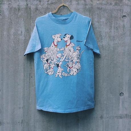 LOP1701824  vintage  101匹わんちゃんTシャツ