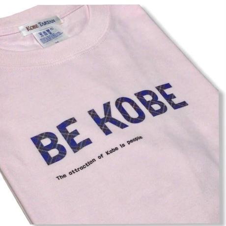 BE KOBE×KOBE TARTAN  Tシャツ ピンク