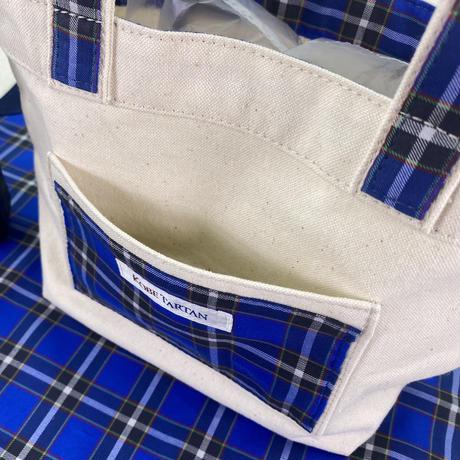 神戸タータン ランチバッグ