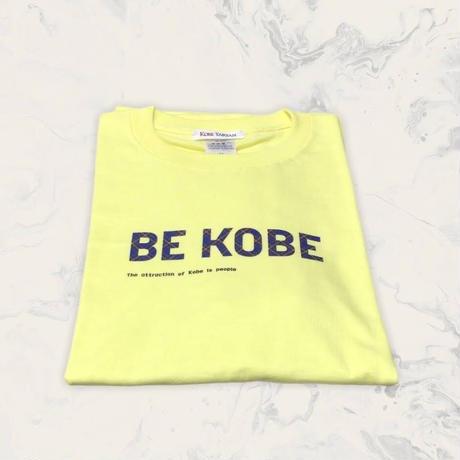 BE KOBE×KOBE TARTAN  Tシャツ イエロー