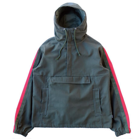 SAILOR WARM UP HALF ZIP JKT