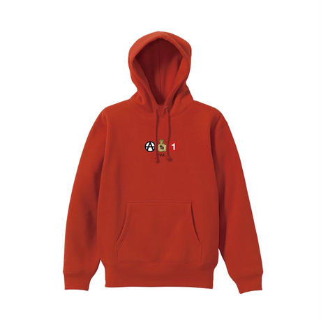 <KIDS> ICONS PULLOVER (RED)