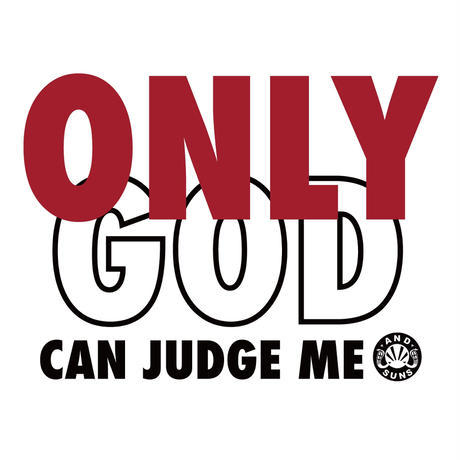 ONLY GOD CREWNECK (NAVY) / LAST ONLY  ( 2XL size )