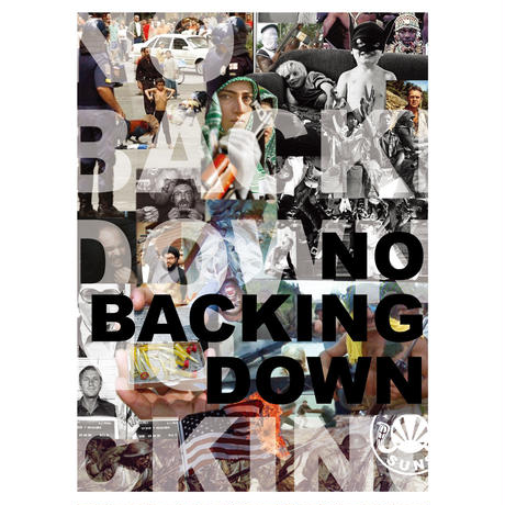 NO BACKING DOWN TEE