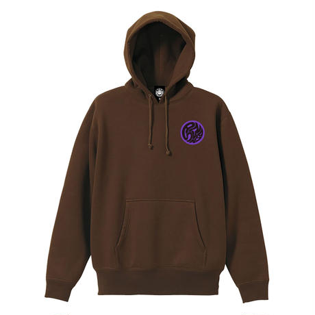 SWIRLING SUNS PULLOVER (BROWN) / LAST ONLY ( L size )