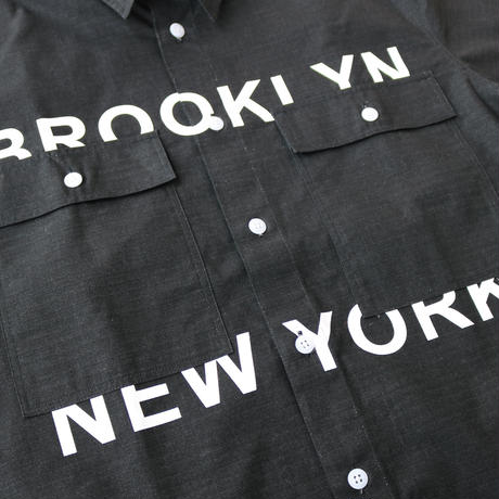 NYC RIPSTOP WOVEN (BLACK)