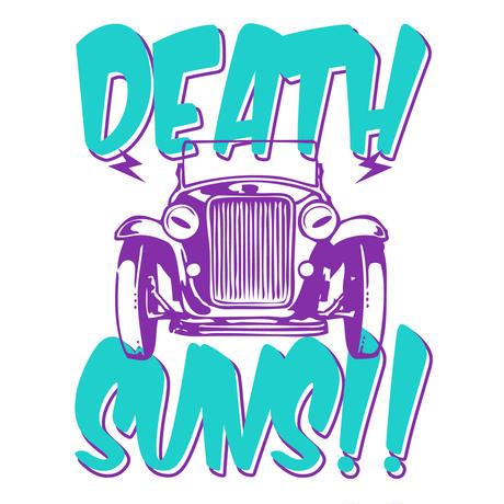 DEATH CAR TEE (MELON) / Last Only XL size