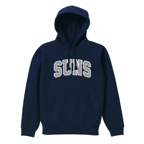SUNS COLLEGE PULLOVER (NY NAVY) /  LAST ONLY  ( 2XL size )