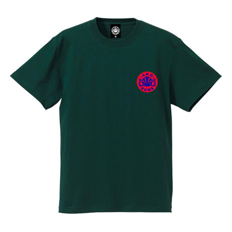 TEAM ANDSUNS SS TEE  (IVY GREEN)  / Last Only L size