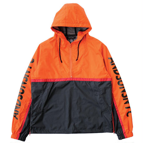NYC ANORAK JKT (RED)