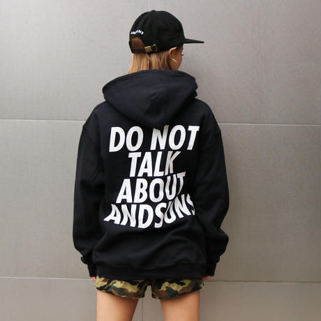 DO NOT TALK PULLOVER