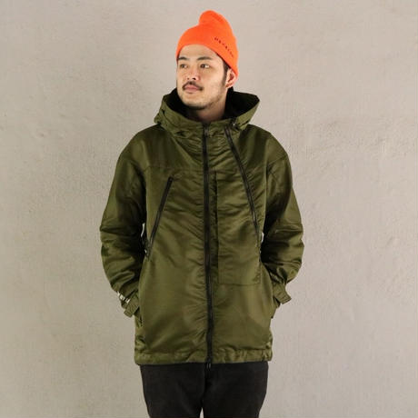 SNIPER MOUNTAIN JKT (BLACK)