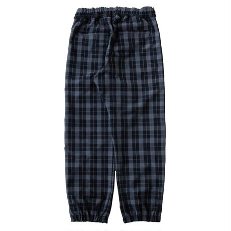 SUNS GLEN CHECK WARM UP PANTS