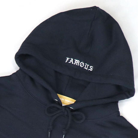 FAMOUS PSL HOODIE NAVY