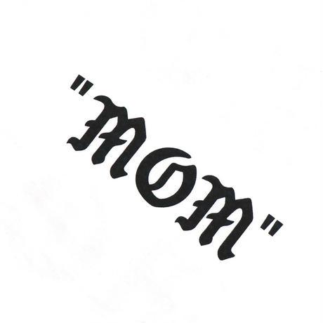 MOM S/S TEE WHITE