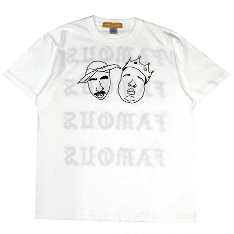 BIGPAC S/S TEE WHITE