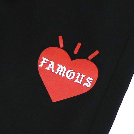 FM HEART PT BLACK