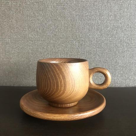 槐コーヒーカップ