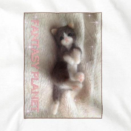 ころりん猫 Tシャツ