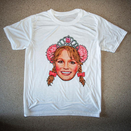 ‹‹ PRINCESS BRITNEY ›› Tシャツ