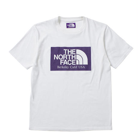 THE NORTH FACE PURPLE LABEL H/S Logo Tee