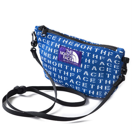 THE NORTH FACE PURPLE LABEL Logo Print Mesh Pouch S