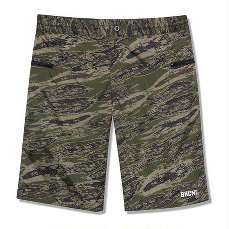 BackChannel-GHOSTLION CAMO BOARD SHORTS